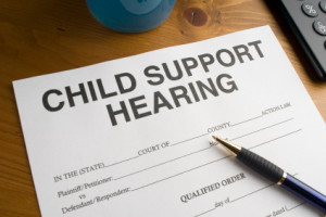 how much child support is owed